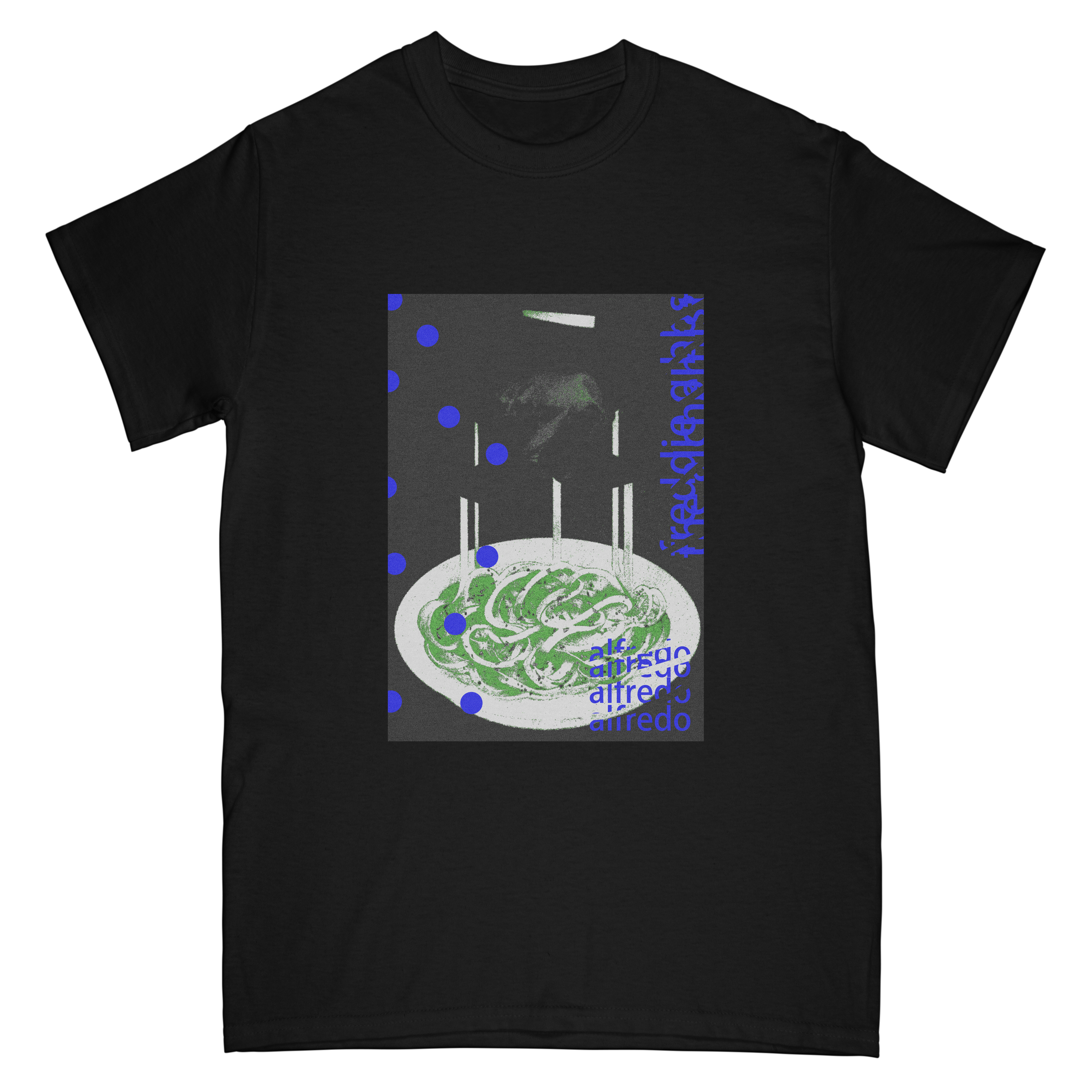 Alfredo After Hours Poster Tee