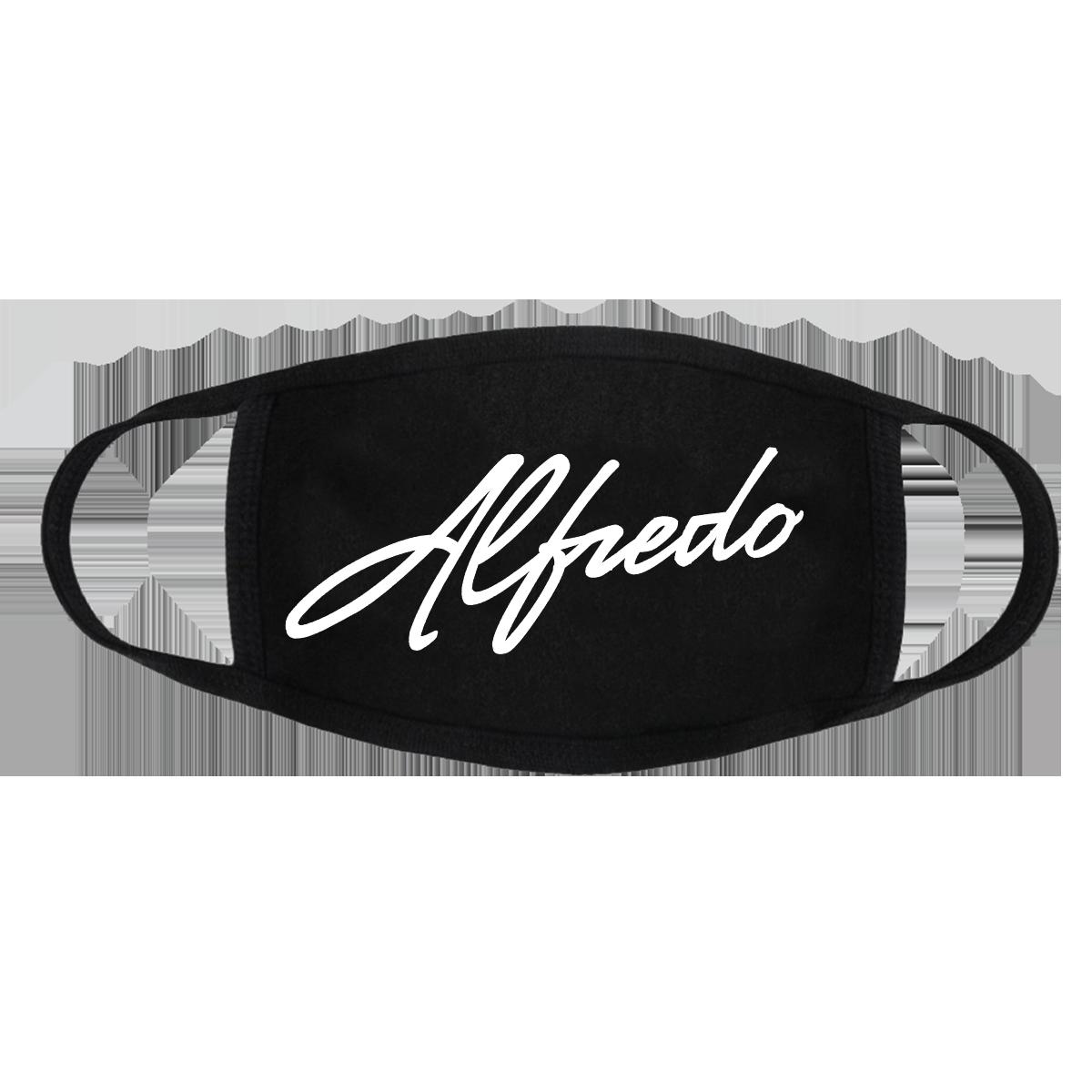 Alfredo Logo Face Mask