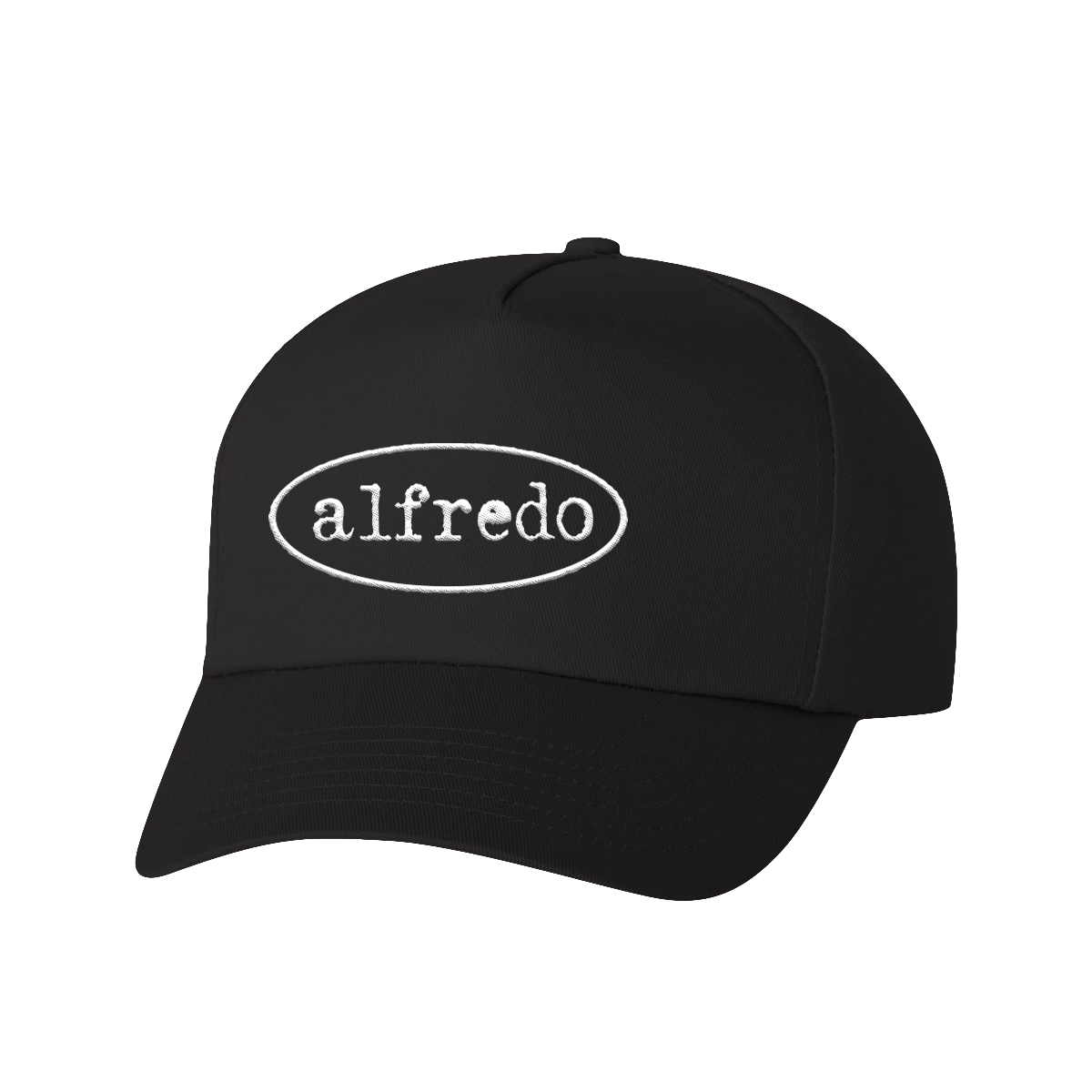 Alfredo Oval Snapback