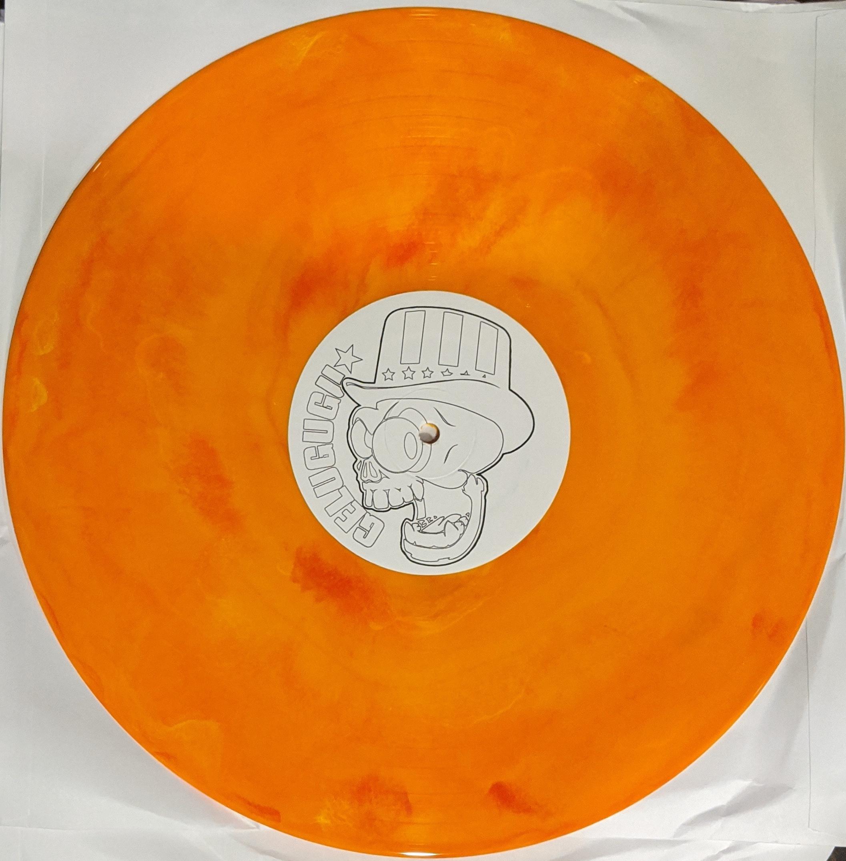 Gelugugu - Super Best USA LP