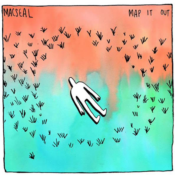 Macseal - Map it Out Cassette Tape