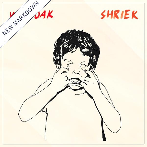 Wye Oak - Shriek LP *Markdown*