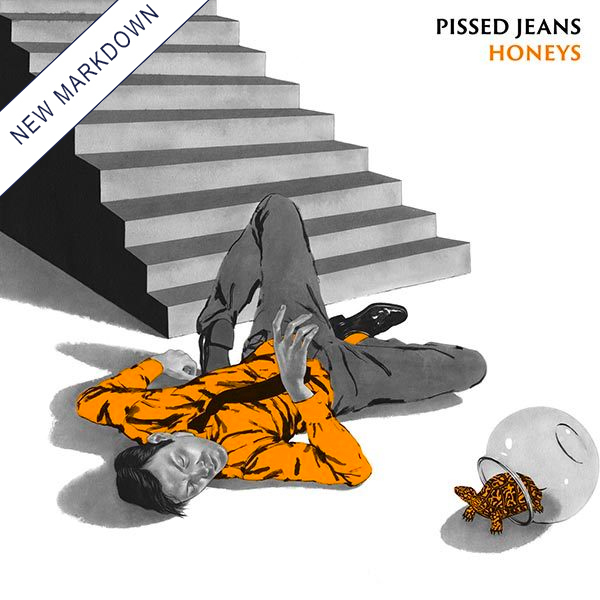 Pissed Jeans - Honeys LP *Markdown*