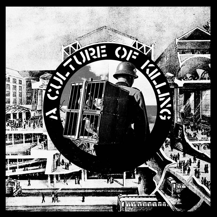 A Culture Of Killing - s/t LP