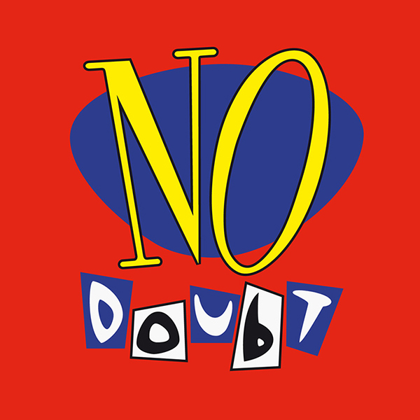 No Doubt - S/T LP