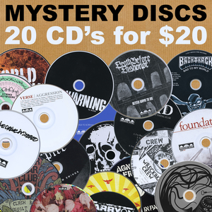 CD Mystery Bundle (20 CDs for $20)
