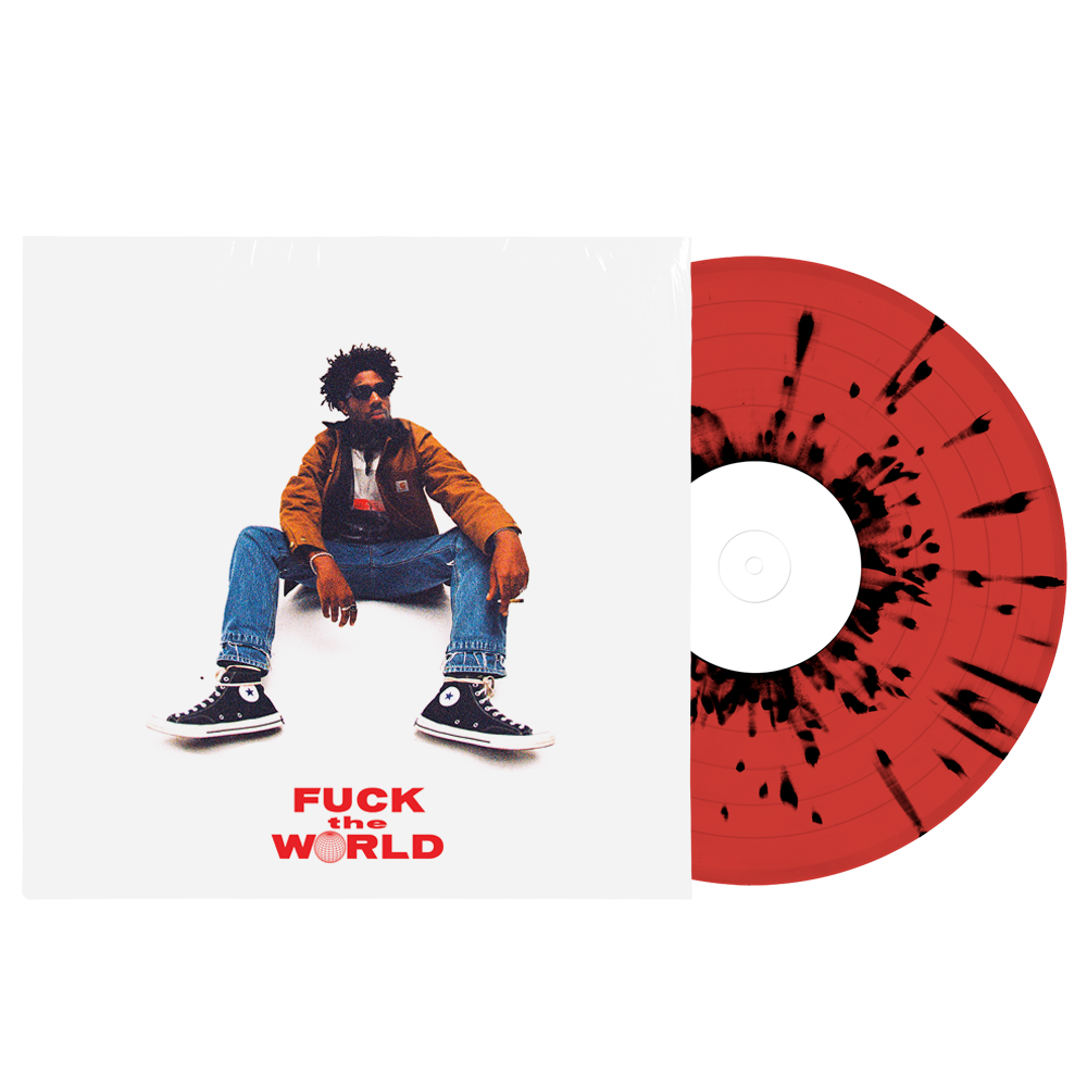 Fuck The World Vinyl