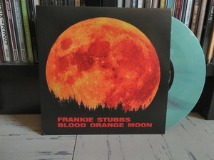 Frankie Stubbs - Blood Orange Moon 7''