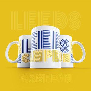Leeds Campeone Mug