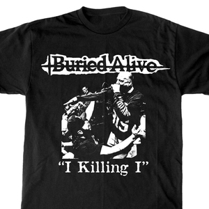 Buried Alive 'Live Photo' T-Shirt