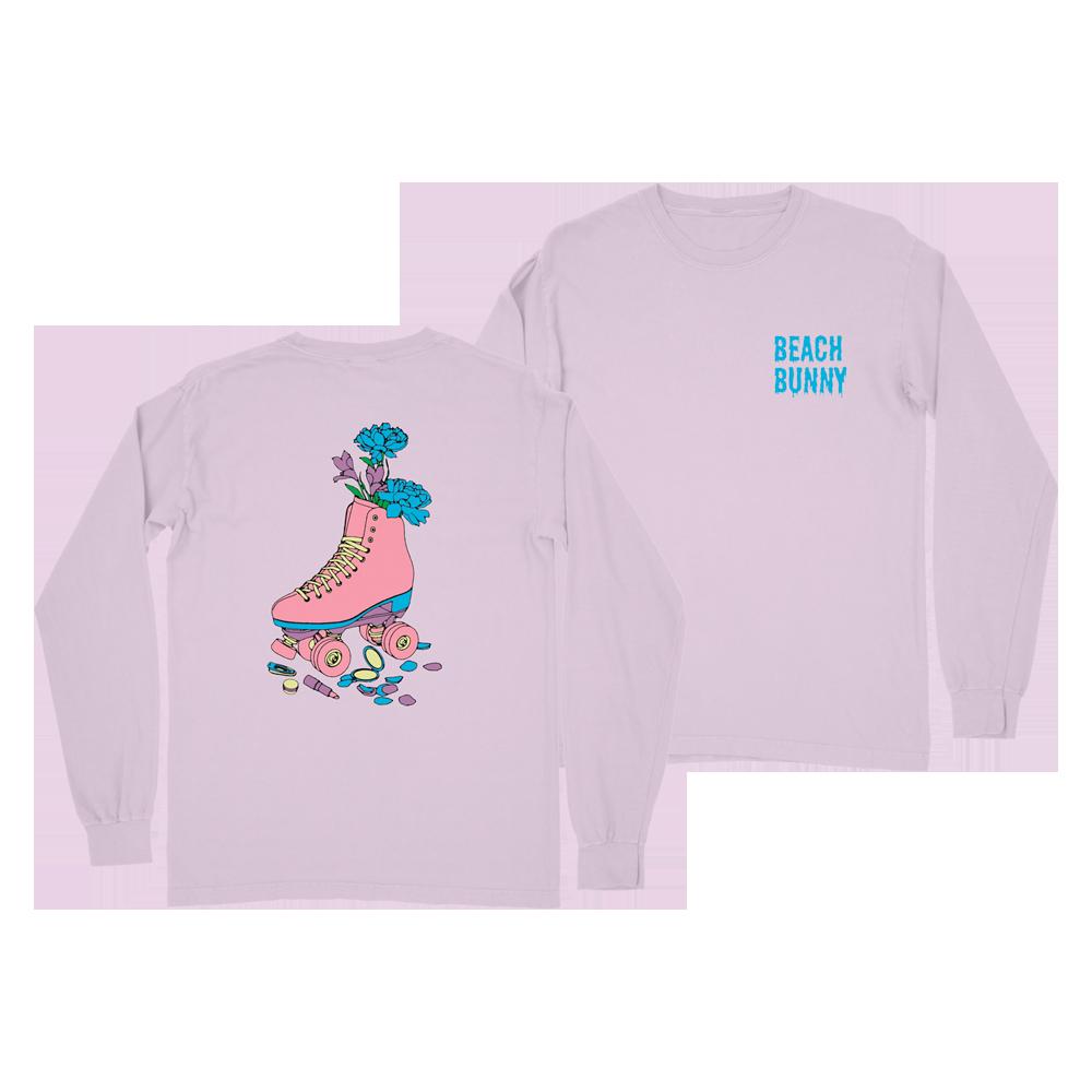 Flower Skate Long Sleeve