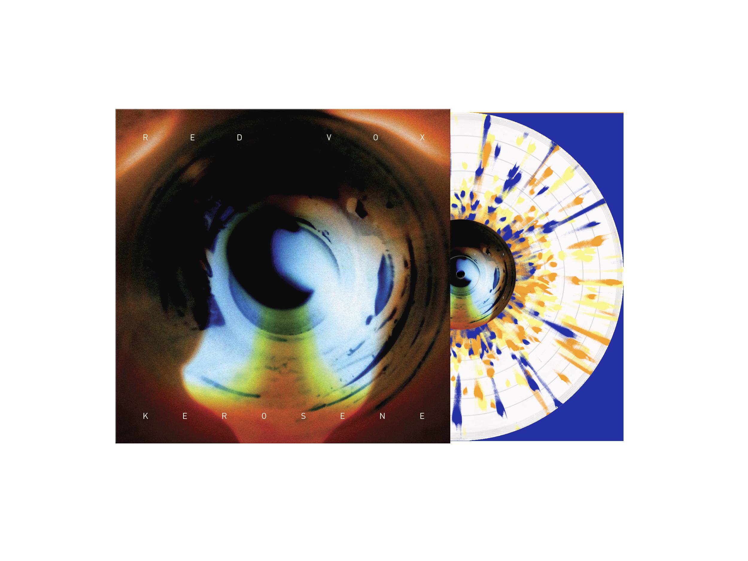 Kerosene - Splatter Vinyl