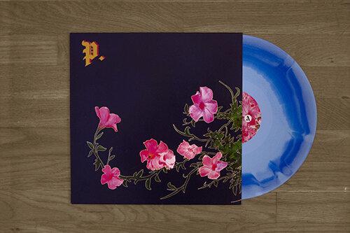 LP1 Tee + Music Bundle