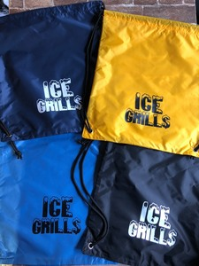 ICE GRILL$ - Cinch Bag