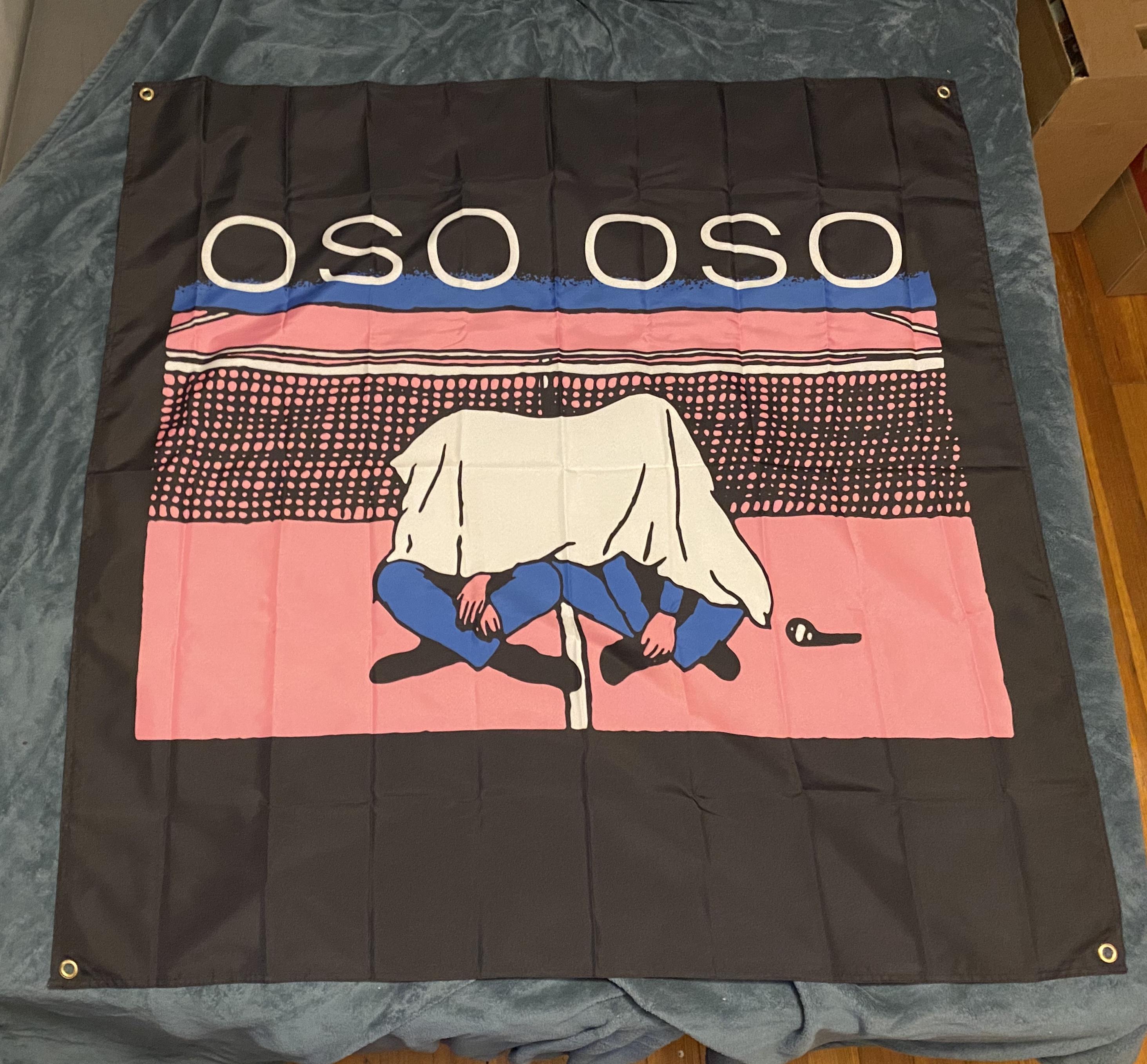 Oso Oso Flag