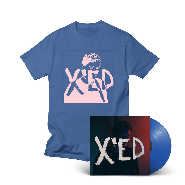 Mike Huguenor - X'ed + Album Cover Negative Shirt