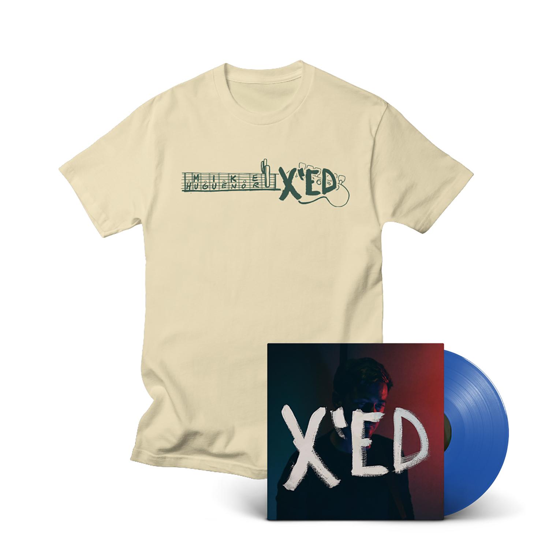 Mike Huguenor - X'ed + Don't Fret Shirt