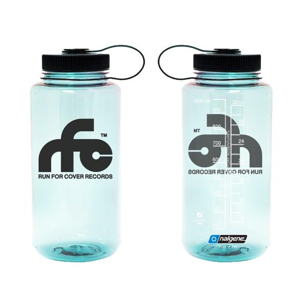 Run For Cover - Logo Nalgene Water Bottle
