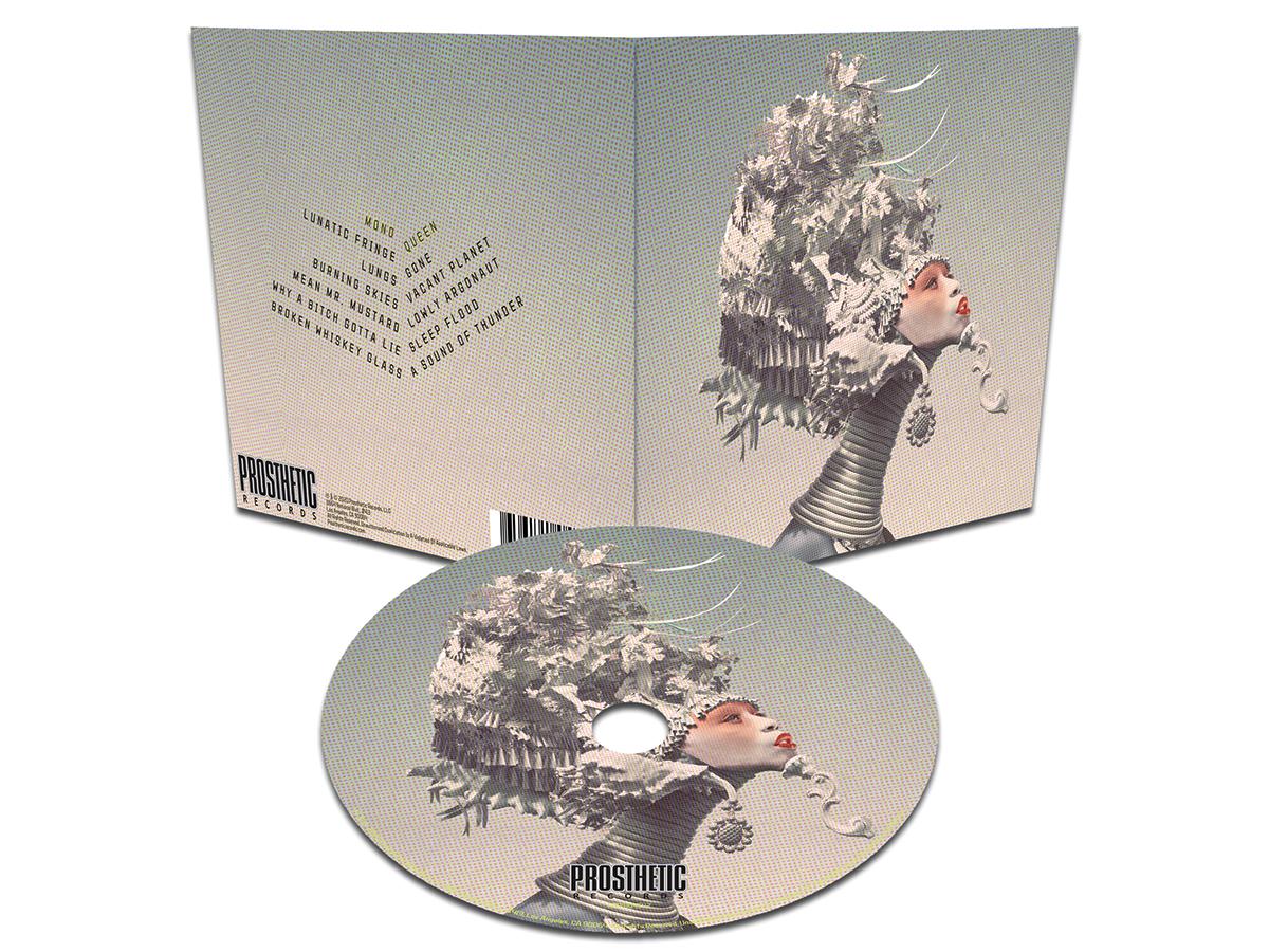 Monoqueen Split EP