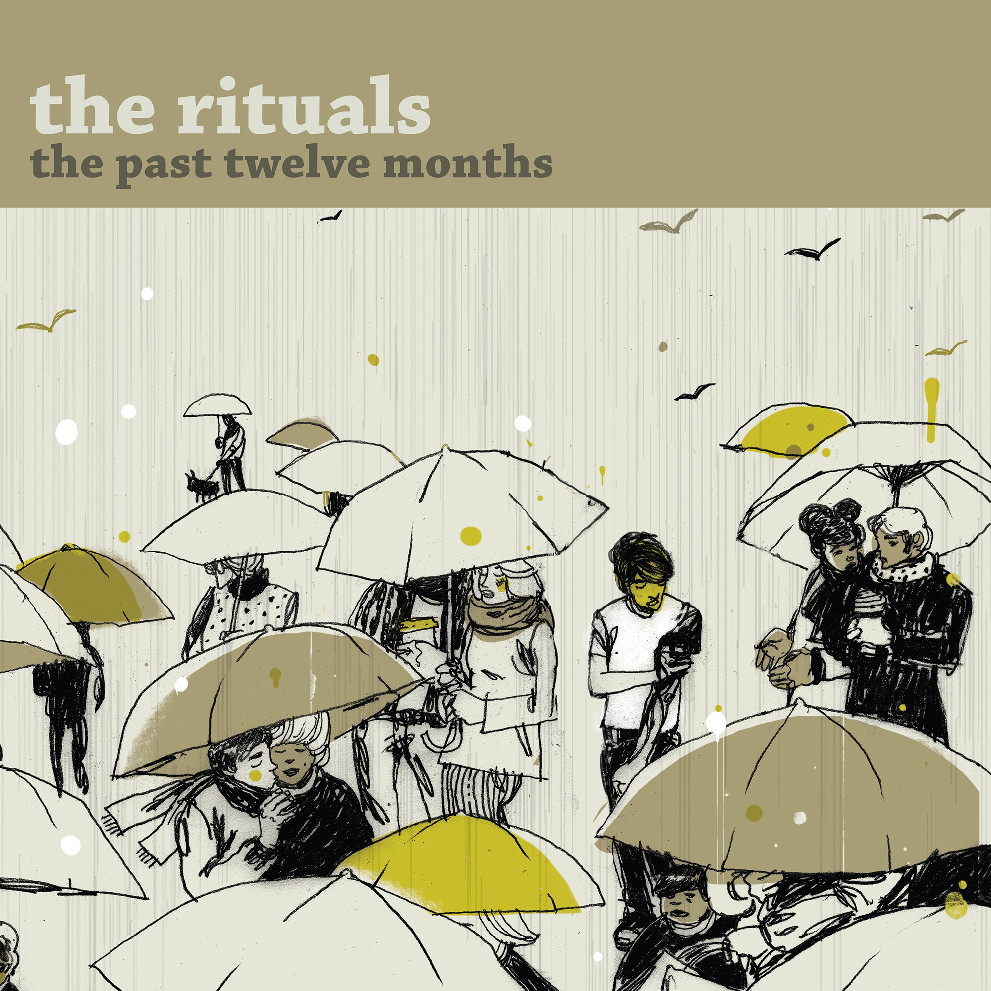 The Rituals - The Past Twelve Months LP edizione limitata