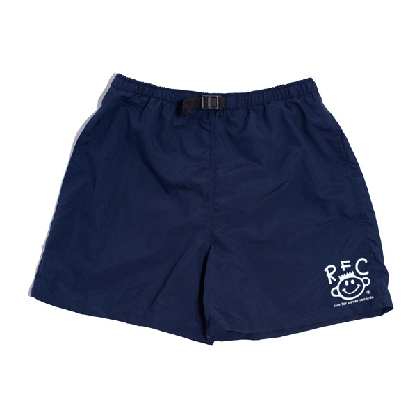 Run For Cover – Smile Shorts (Navy)