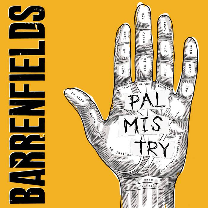 Barrenfields - Palmistry