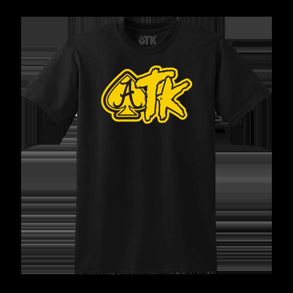 ATK Spade Tee - Black
