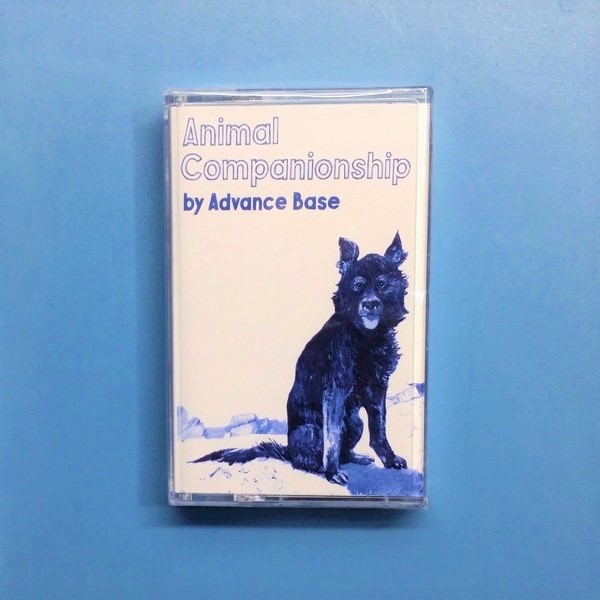 Advance Base - Animal Companionship (Run for Cover Records)