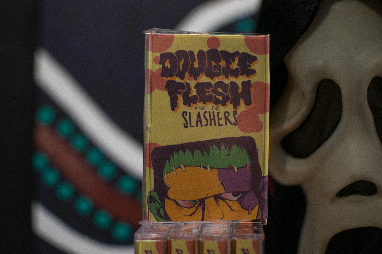 [KPR002] Dougie Flesh and the Slashers - EP