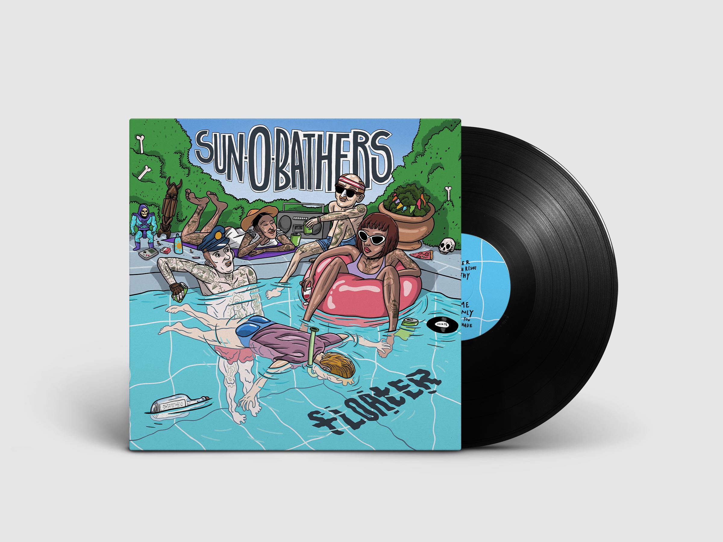 Sun-O-Bathers