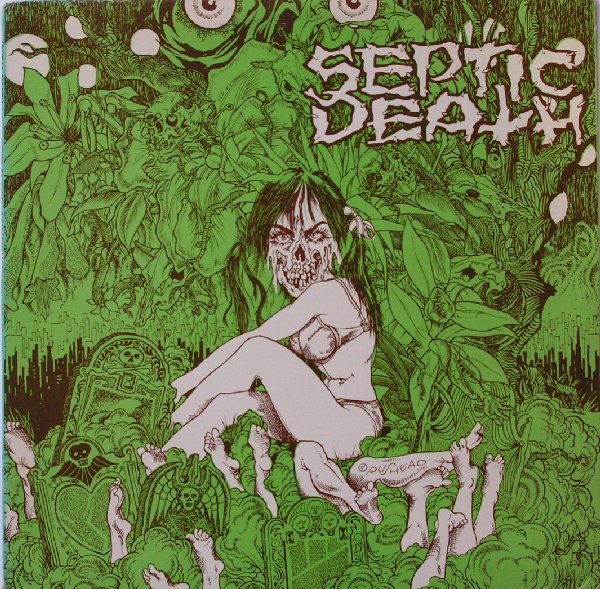Septic Death ‎– Need So Much Attention... Acceptance Of Whom LP