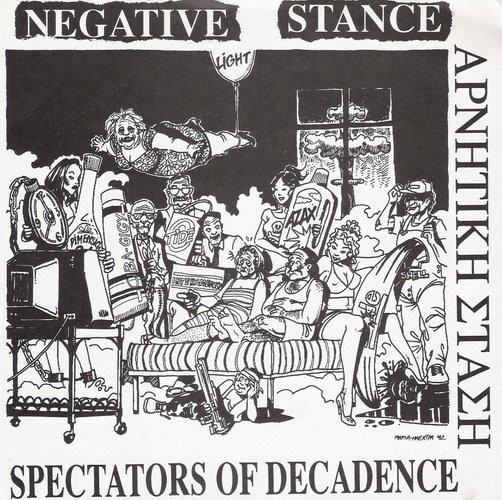 Negative Stance – Spectators Of Decadence 7