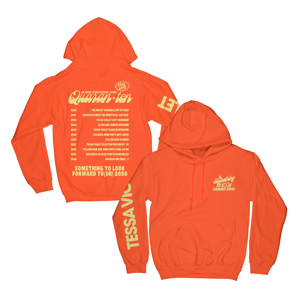 The Something to Look Forward To Tour Hoodie