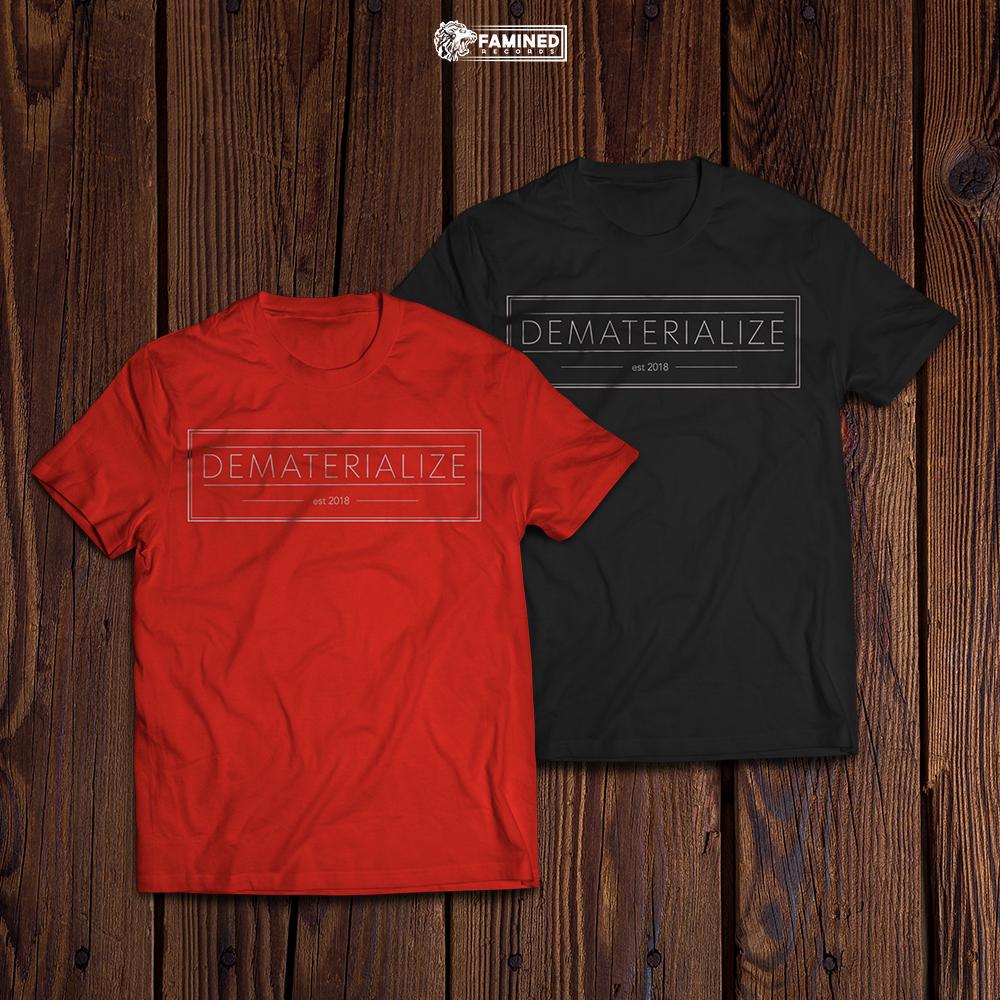Dematerialize - Logo T-shirt