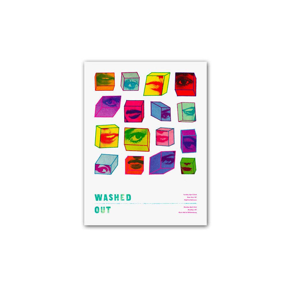 Campbell Brooklyn & NY, NY '12 Poster