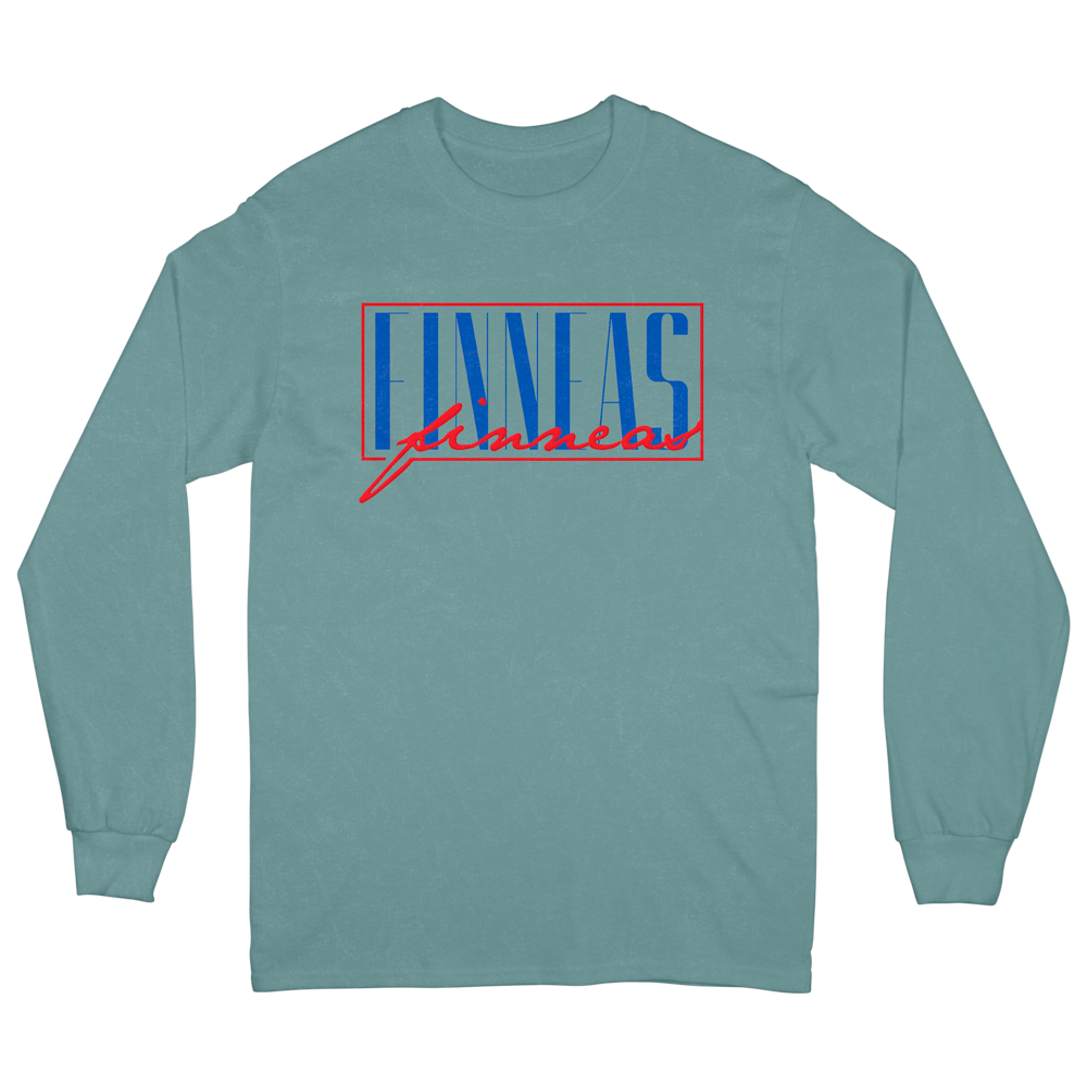 Box Crewneck - Alpine Green