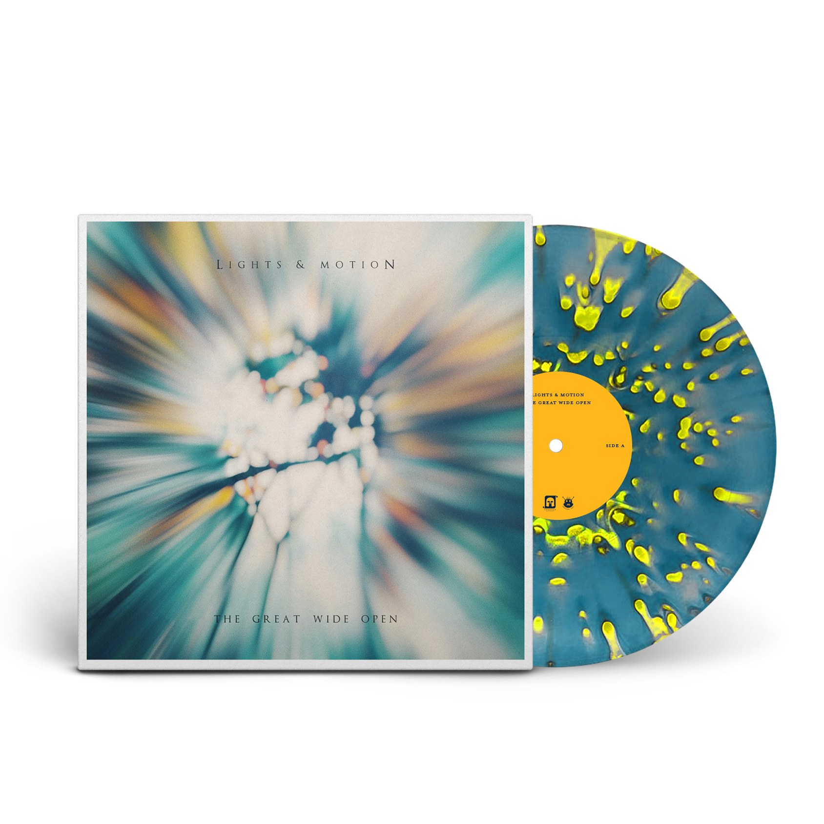 Lights & Motion - The Great Wide Open LP
