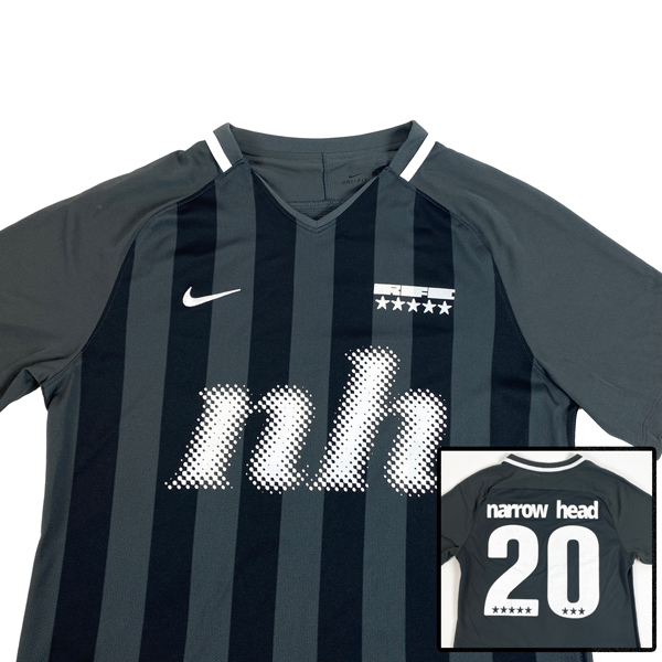 Narrow Head - Nike Soccer Jersey