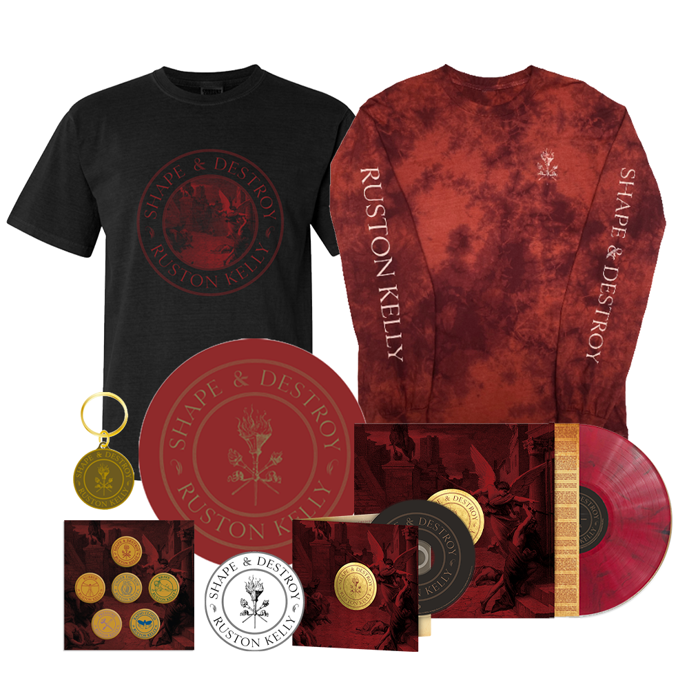 Signed Vinyl or CD Merch Excellence Bundle