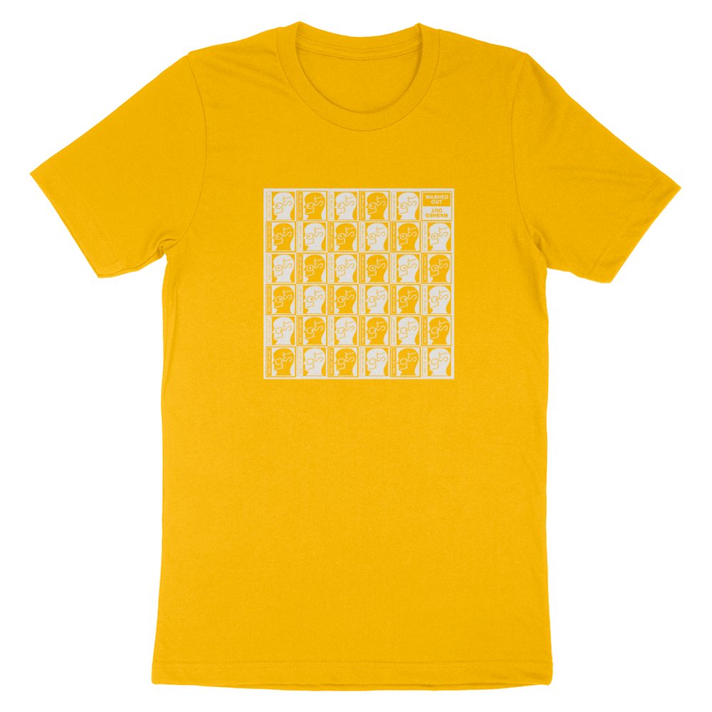 Get Lost Gold Tee