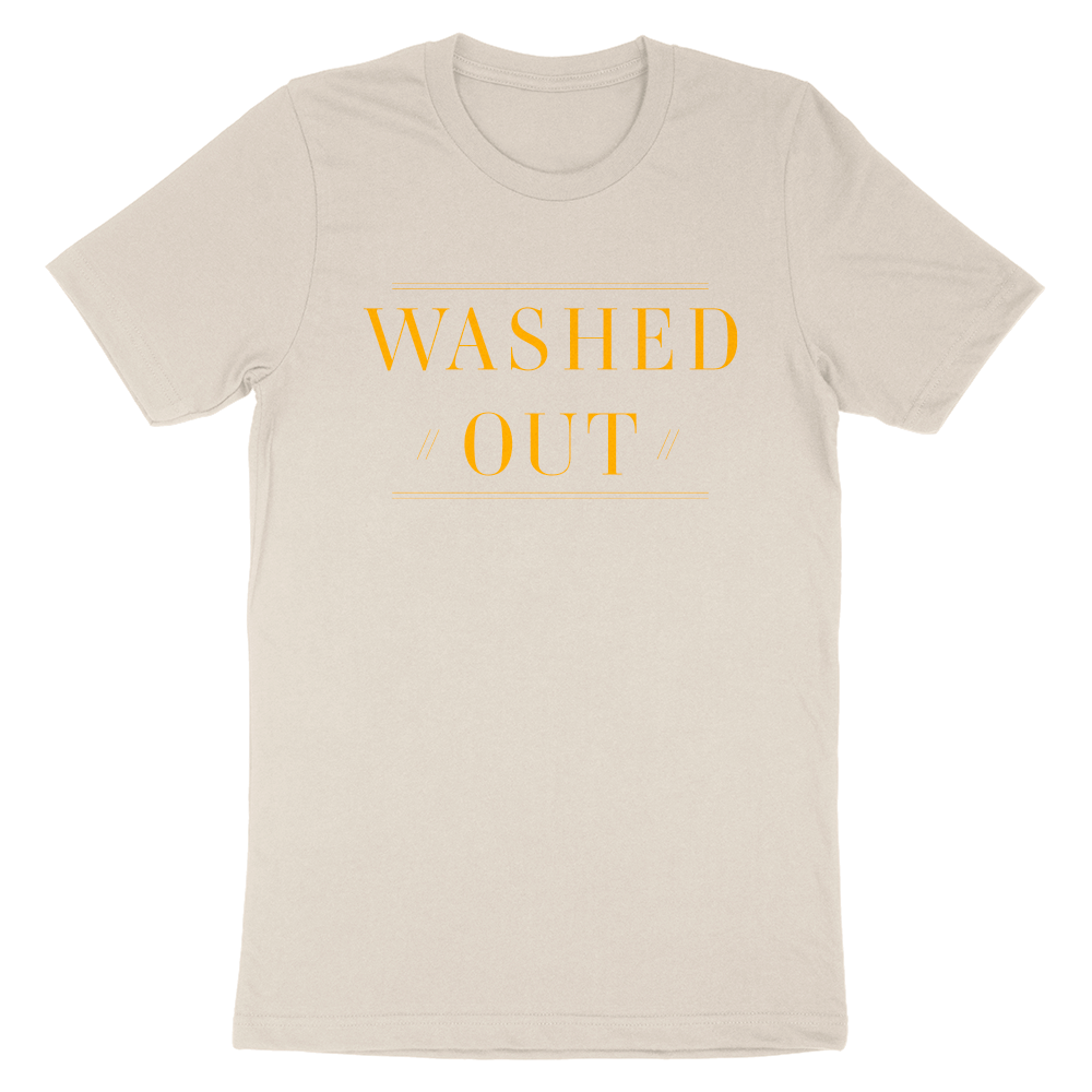 Gold Lines Tee