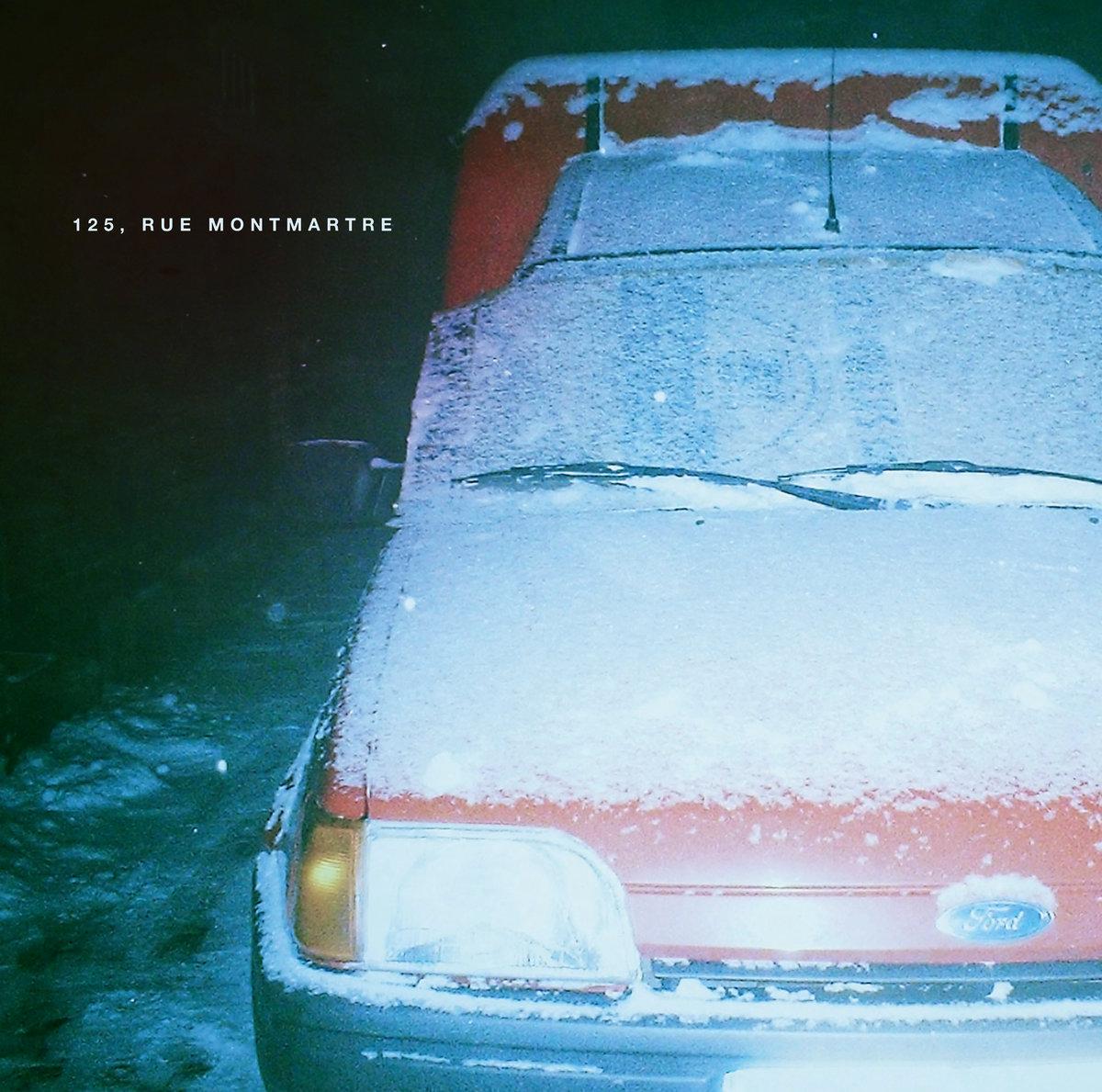 125, Rue Montmarte - Discography LP