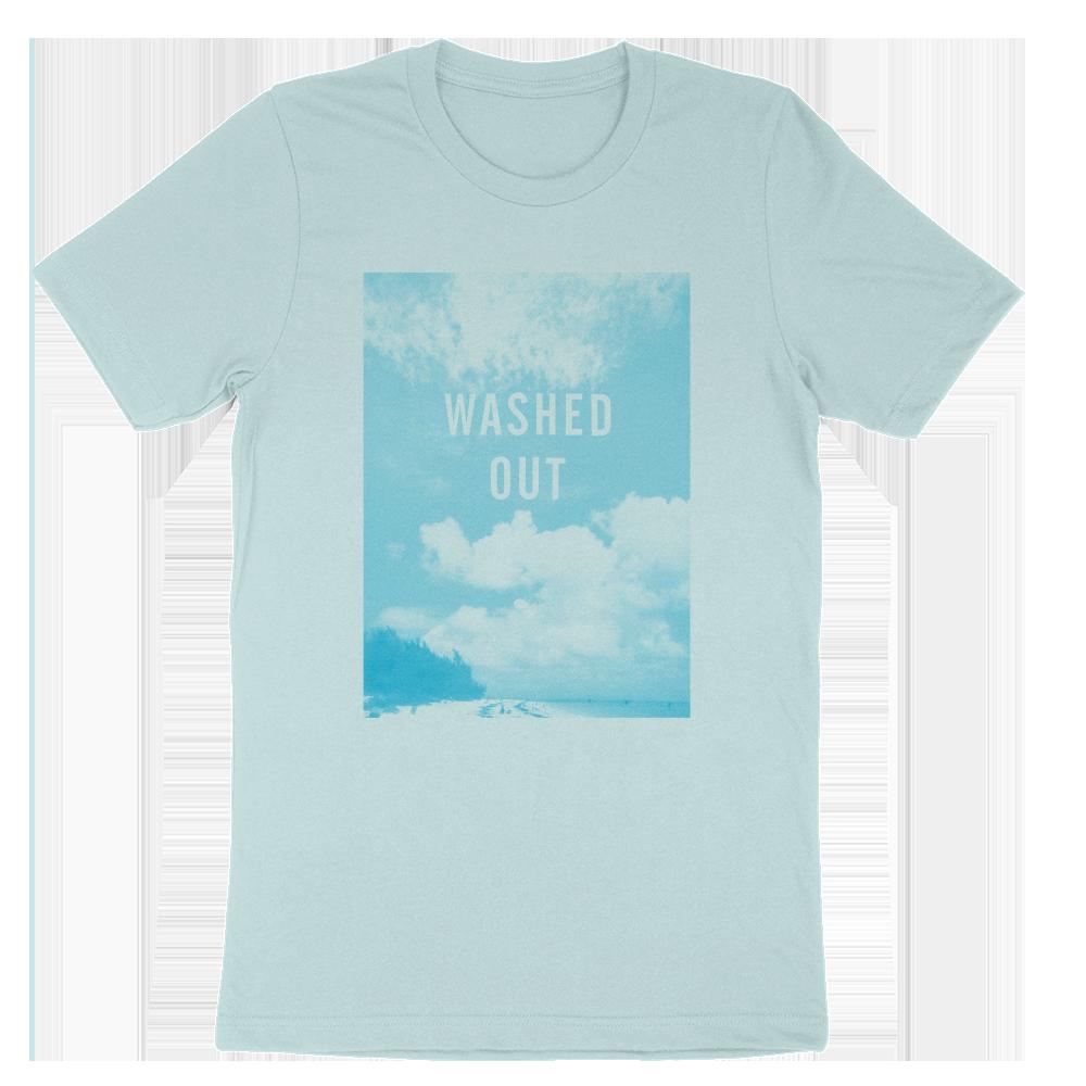 Blue Clouds/Sky Tee