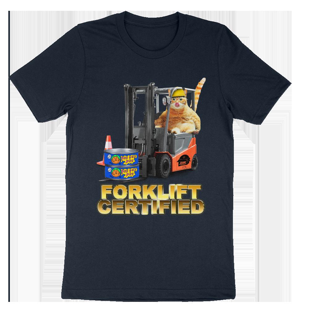 Forklift Tee