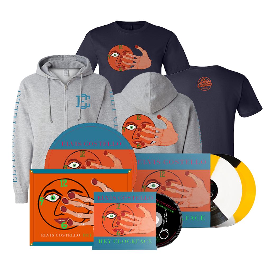 Signed Vinyl 2xLP or Signed CD Soft Supreme Bundle