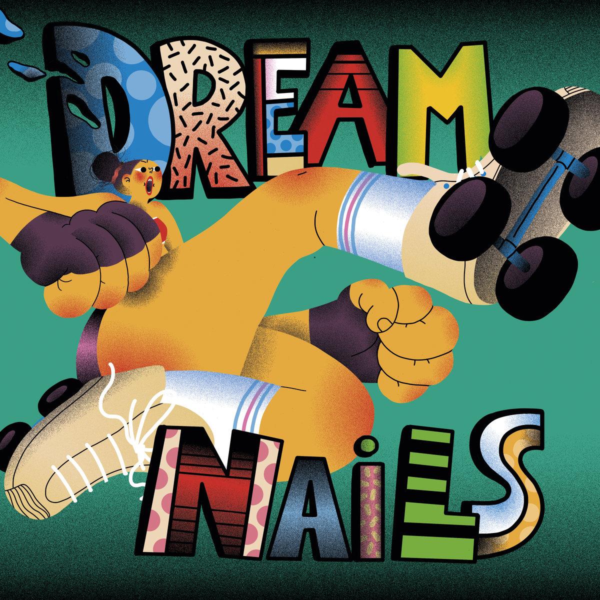 Dream Nails - s/t LP