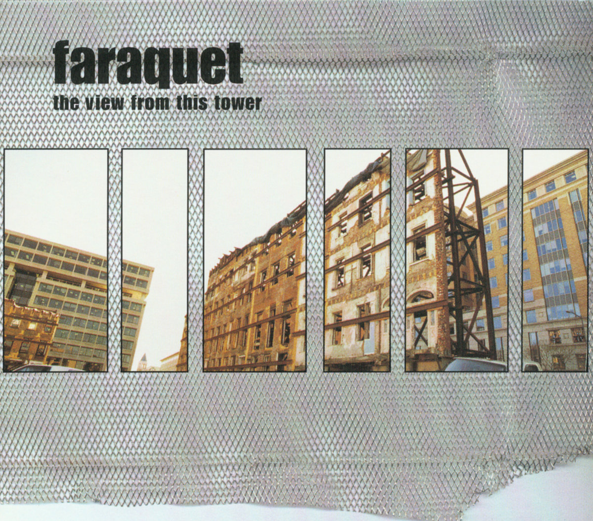 Faraquet - The View From This Tower LP