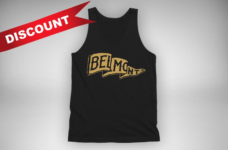 Belmont Banner Tank Top