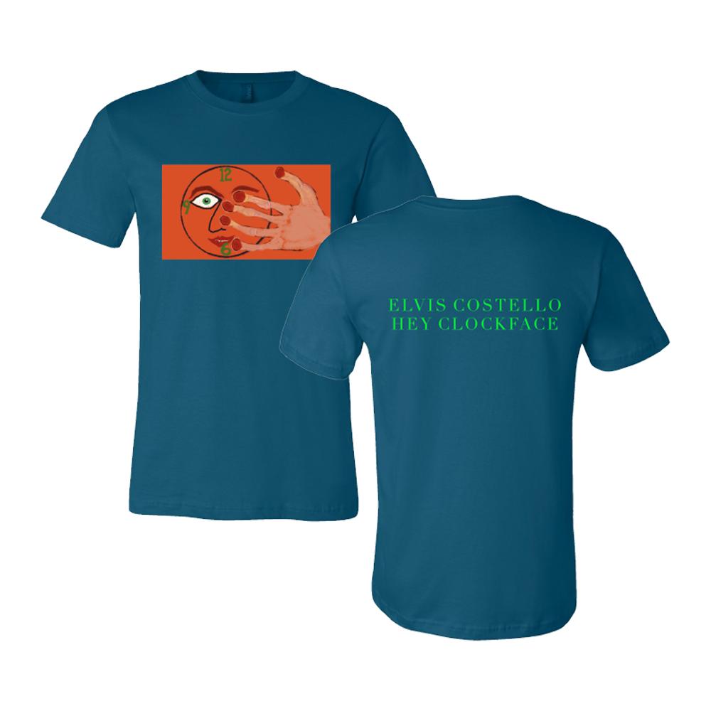 Signed Eclipse vinyl 2xLP + Tee Shirt + Turntable Mat