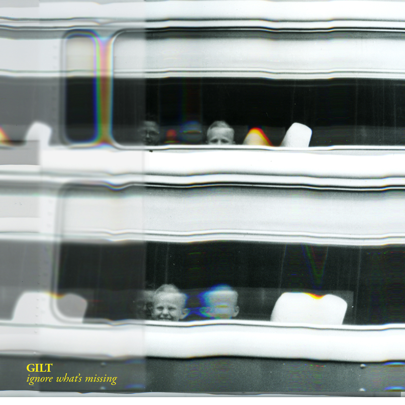 [KPR012] GILT - Ignore What's Missing LP